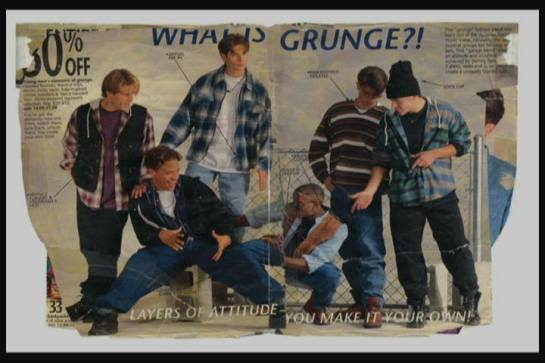 What is Grunge?, 1992
